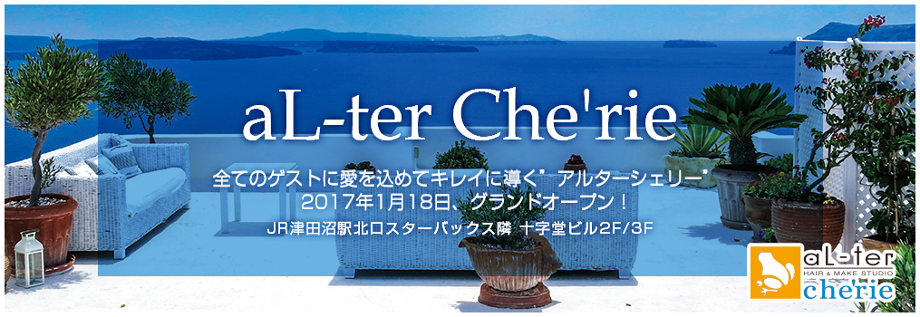 special main - アルターche'rie_leaflet 究極のクーポン
