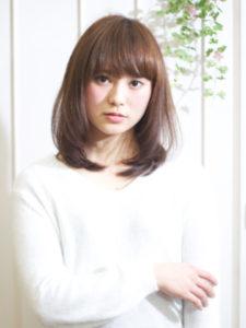 王道内巻きミディ☆フレンチカラー【aL-ter Rire尚平】